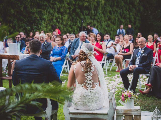 La boda de Jota y Melodi en Sant Fost De Campsentelles, Barcelona 5