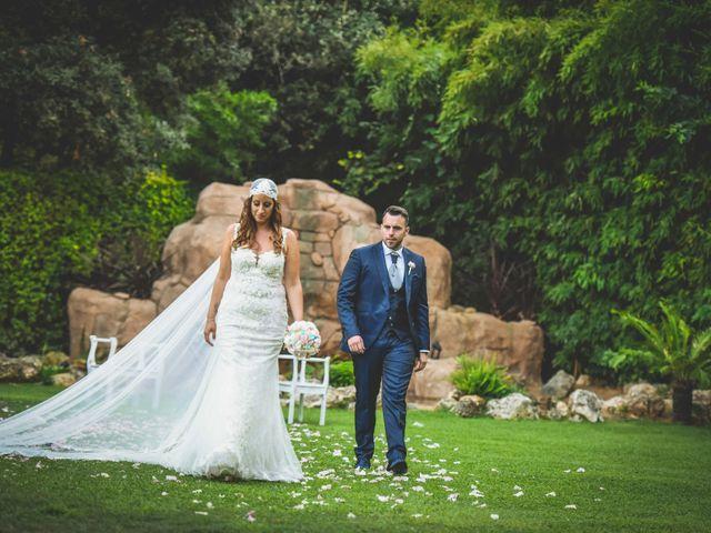 La boda de Jota y Melodi en Sant Fost De Campsentelles, Barcelona 18