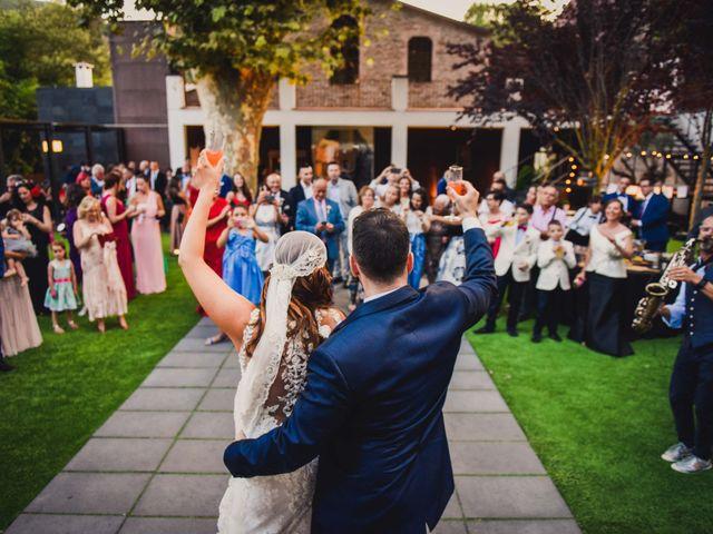 La boda de Jota y Melodi en Sant Fost De Campsentelles, Barcelona 26