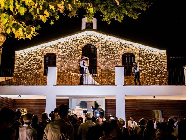 La boda de Jota y Melodi en Sant Fost De Campsentelles, Barcelona 40