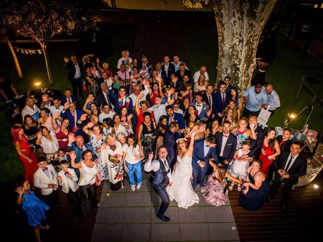 La boda de Jota y Melodi en Sant Fost De Campsentelles, Barcelona 41