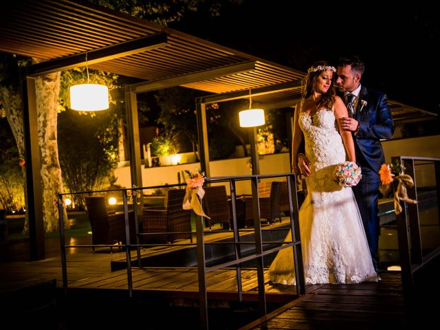 La boda de Jota y Melodi en Sant Fost De Campsentelles, Barcelona 42