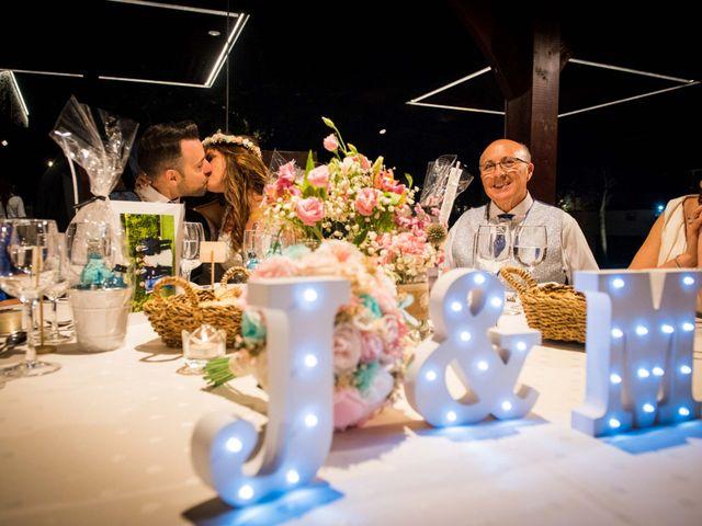 La boda de Jota y Melodi en Sant Fost De Campsentelles, Barcelona 44