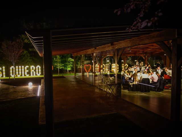 La boda de Jota y Melodi en Sant Fost De Campsentelles, Barcelona 46