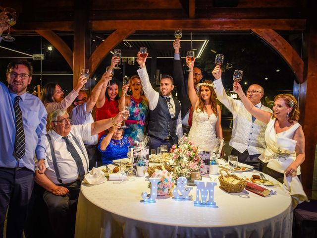 La boda de Jota y Melodi en Sant Fost De Campsentelles, Barcelona 48