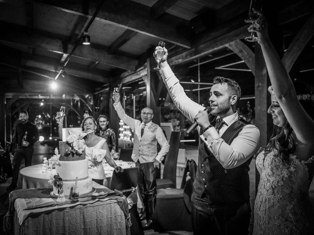 La boda de Jota y Melodi en Sant Fost De Campsentelles, Barcelona 51