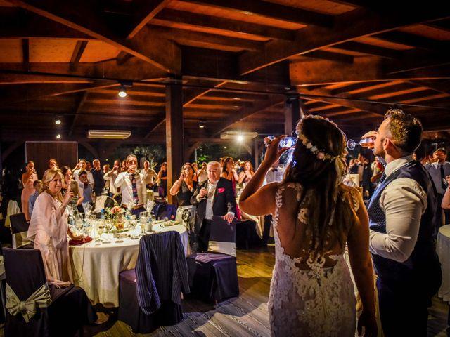 La boda de Jota y Melodi en Sant Fost De Campsentelles, Barcelona 52