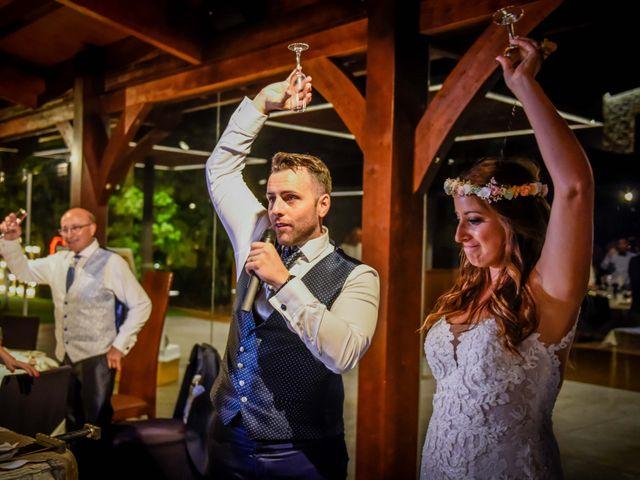 La boda de Jota y Melodi en Sant Fost De Campsentelles, Barcelona 53