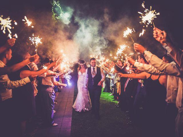 La boda de Jota y Melodi en Sant Fost De Campsentelles, Barcelona 56