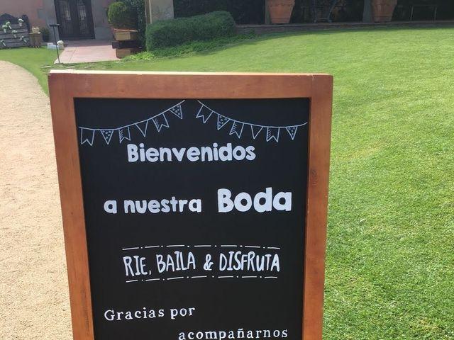 La boda de Jordi y Belinda en La Garriga, Barcelona 7