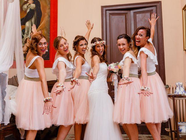 La boda de Jordi y Belinda en La Garriga, Barcelona 16