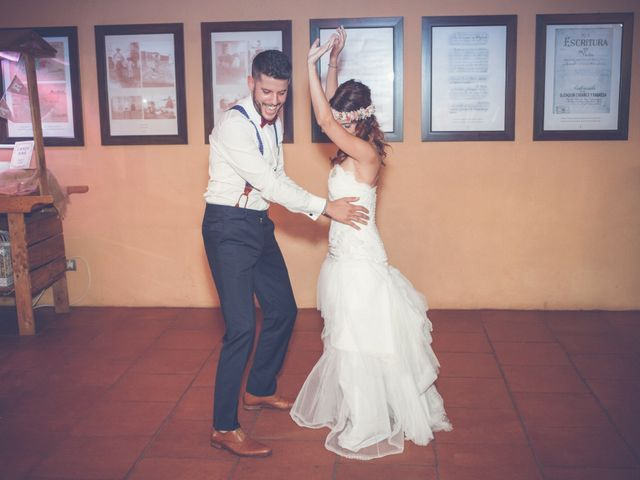 La boda de Jordi y Belinda en La Garriga, Barcelona 1