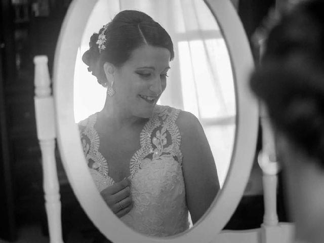 La boda de David y Cristina en Jerez De La Frontera, Cádiz 1