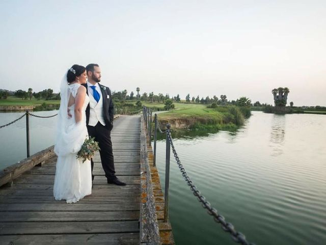 La boda de David y Cristina en Jerez De La Frontera, Cádiz 2