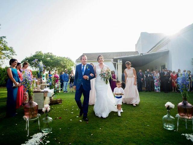 La boda de David y Cristina en Jerez De La Frontera, Cádiz 4