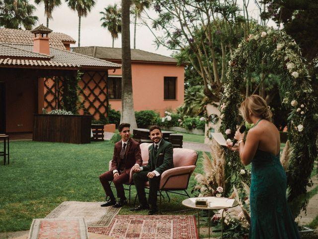 La boda de Kevin y Jose en Las Palmas De Gran Canaria, Las Palmas 66