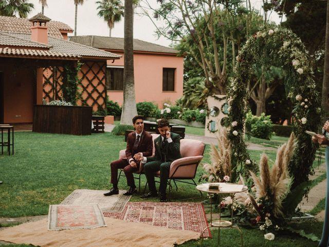La boda de Kevin y Jose en Las Palmas De Gran Canaria, Las Palmas 70