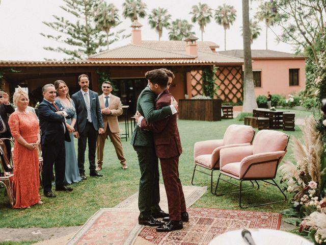 La boda de Kevin y Jose en Las Palmas De Gran Canaria, Las Palmas 71