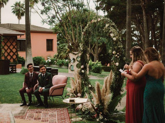 La boda de Kevin y Jose en Las Palmas De Gran Canaria, Las Palmas 73