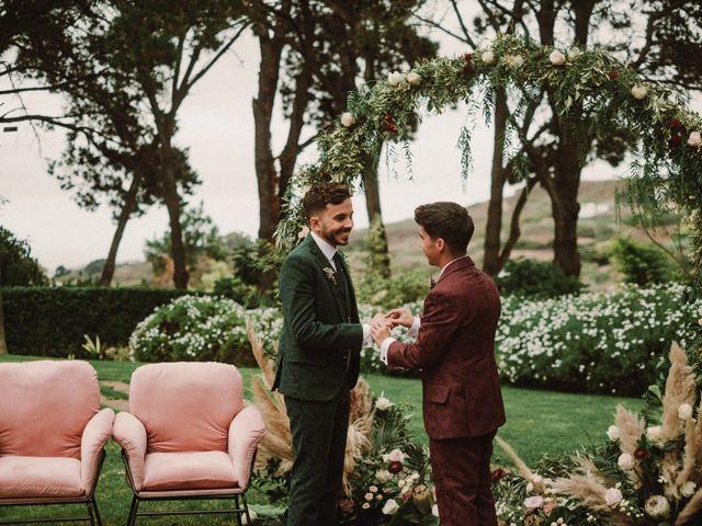 La boda de Kevin y Jose en Las Palmas De Gran Canaria, Las Palmas 83