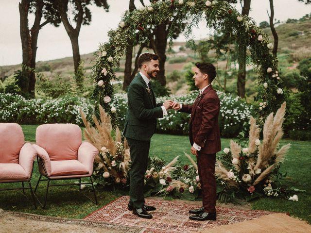 La boda de Kevin y Jose en Las Palmas De Gran Canaria, Las Palmas 84