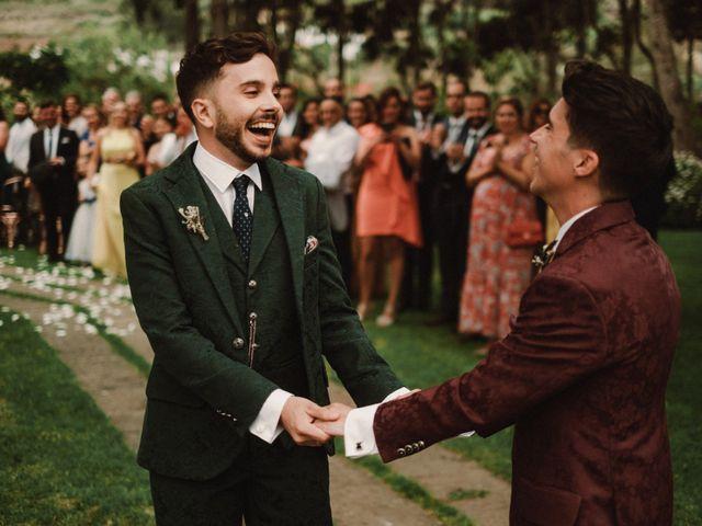 La boda de Kevin y Jose en Las Palmas De Gran Canaria, Las Palmas 91