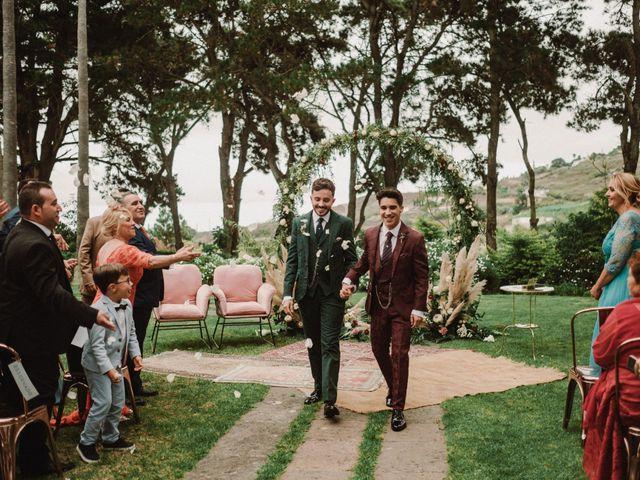 La boda de Kevin y Jose en Las Palmas De Gran Canaria, Las Palmas 95