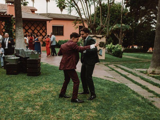 La boda de Kevin y Jose en Las Palmas De Gran Canaria, Las Palmas 122