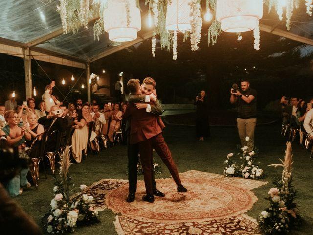La boda de Kevin y Jose en Las Palmas De Gran Canaria, Las Palmas 125