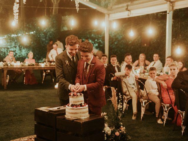 La boda de Kevin y Jose en Las Palmas De Gran Canaria, Las Palmas 133