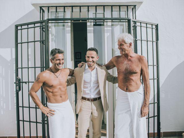 La boda de Sebastian y Míriam en Torre Del Mar, Málaga 14