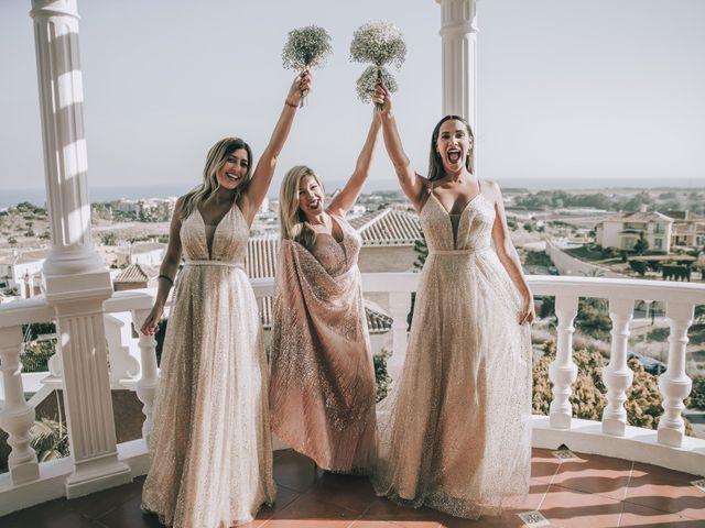 La boda de Sebastian y Míriam en Torre Del Mar, Málaga 16