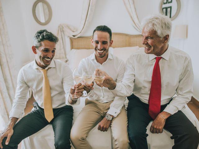 La boda de Sebastian y Míriam en Torre Del Mar, Málaga 28