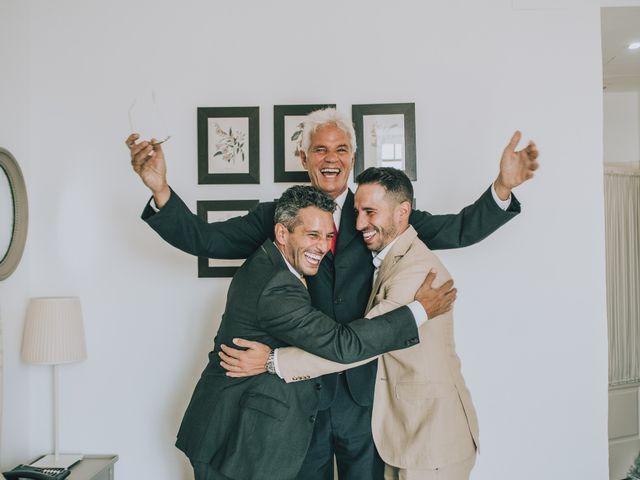 La boda de Sebastian y Míriam en Torre Del Mar, Málaga 36