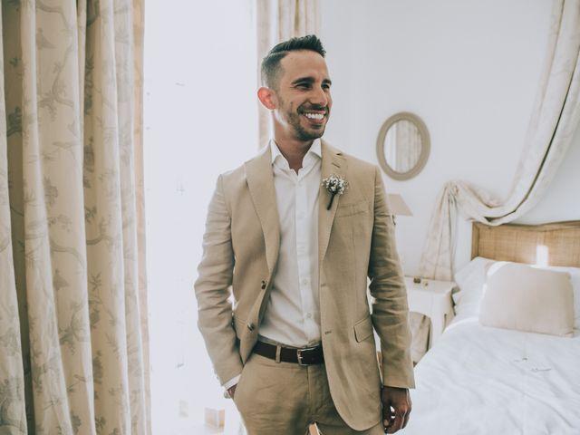 La boda de Sebastian y Míriam en Torre Del Mar, Málaga 43