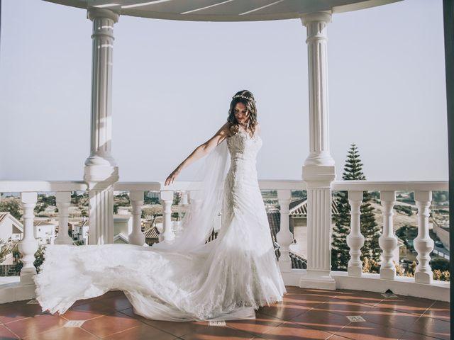 La boda de Sebastian y Míriam en Torre Del Mar, Málaga 60