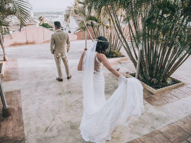 La boda de Sebastian y Míriam en Torre Del Mar, Málaga 64