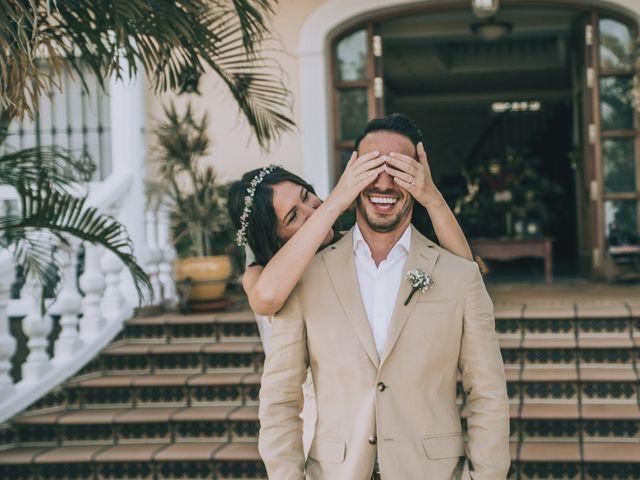 La boda de Sebastian y Míriam en Torre Del Mar, Málaga 65