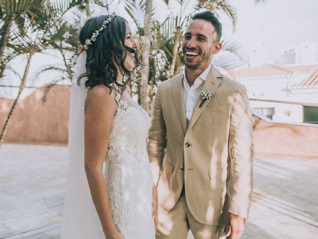 La boda de Sebastian y Míriam en Torre Del Mar, Málaga 66