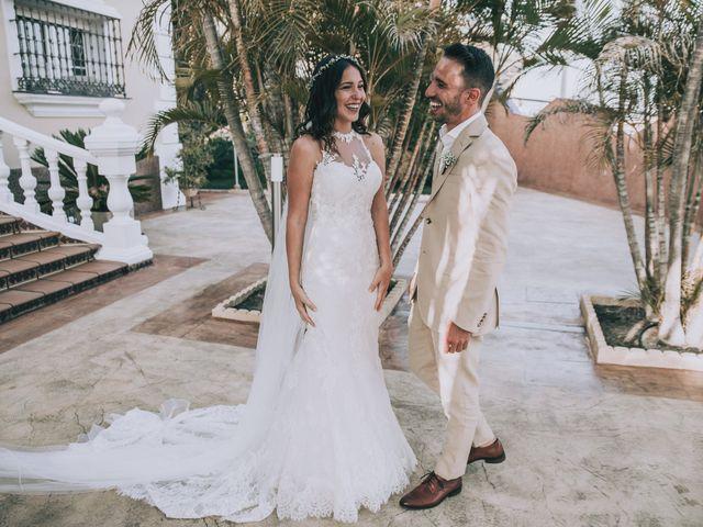 La boda de Sebastian y Míriam en Torre Del Mar, Málaga 67