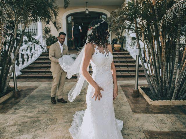 La boda de Sebastian y Míriam en Torre Del Mar, Málaga 68