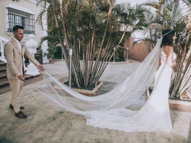 La boda de Sebastian y Míriam en Torre Del Mar, Málaga 69
