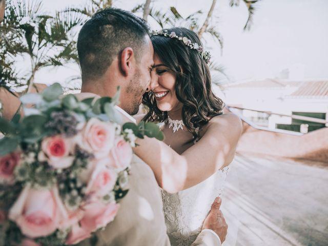 La boda de Sebastian y Míriam en Torre Del Mar, Málaga 70