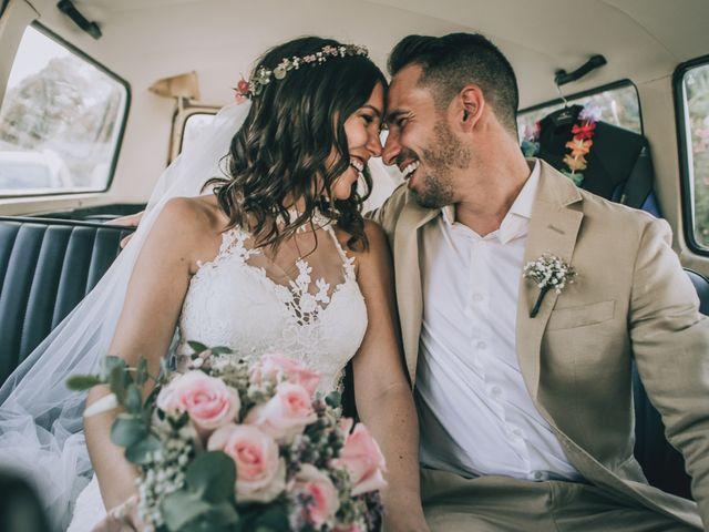 La boda de Sebastian y Míriam en Torre Del Mar, Málaga 73