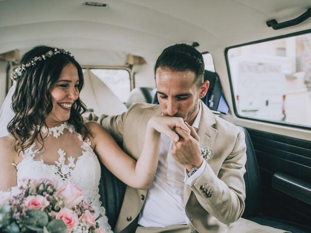 La boda de Sebastian y Míriam en Torre Del Mar, Málaga 74