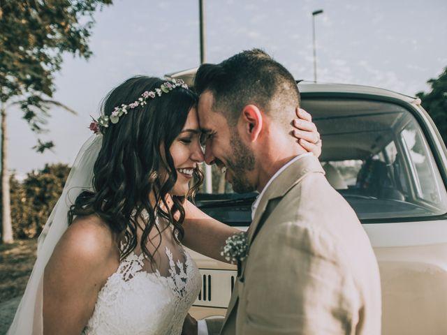La boda de Sebastian y Míriam en Torre Del Mar, Málaga 75