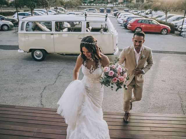 La boda de Sebastian y Míriam en Torre Del Mar, Málaga 86