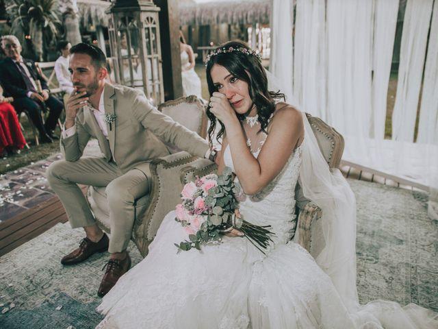 La boda de Sebastian y Míriam en Torre Del Mar, Málaga 95