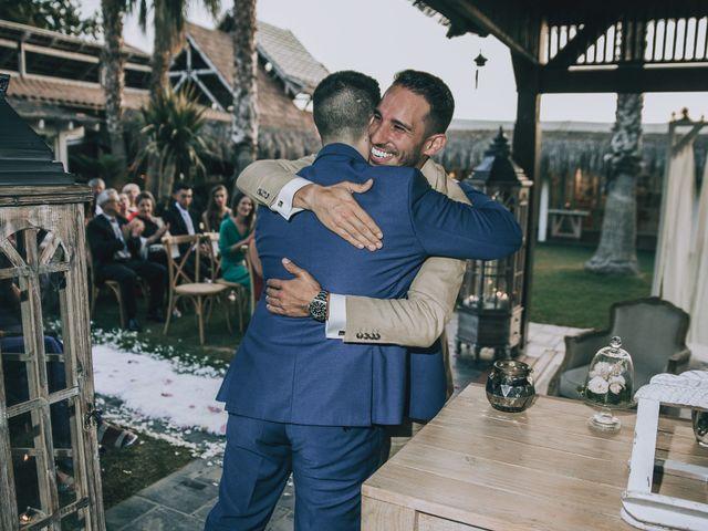 La boda de Sebastian y Míriam en Torre Del Mar, Málaga 102