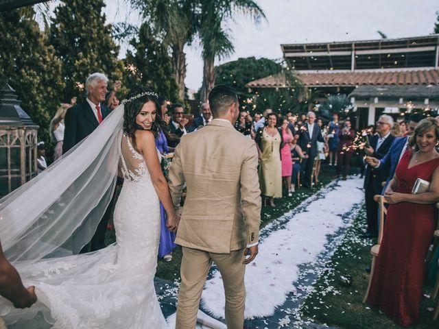 La boda de Sebastian y Míriam en Torre Del Mar, Málaga 108
